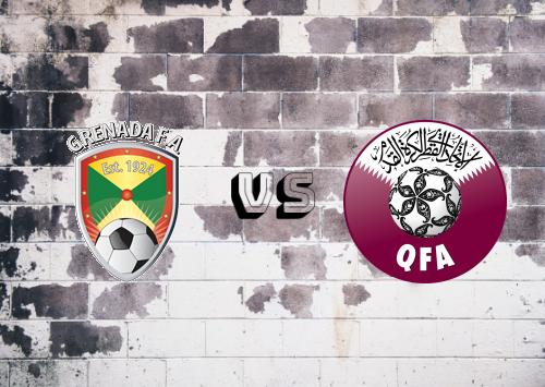 Granada vs Qatar  Resumen