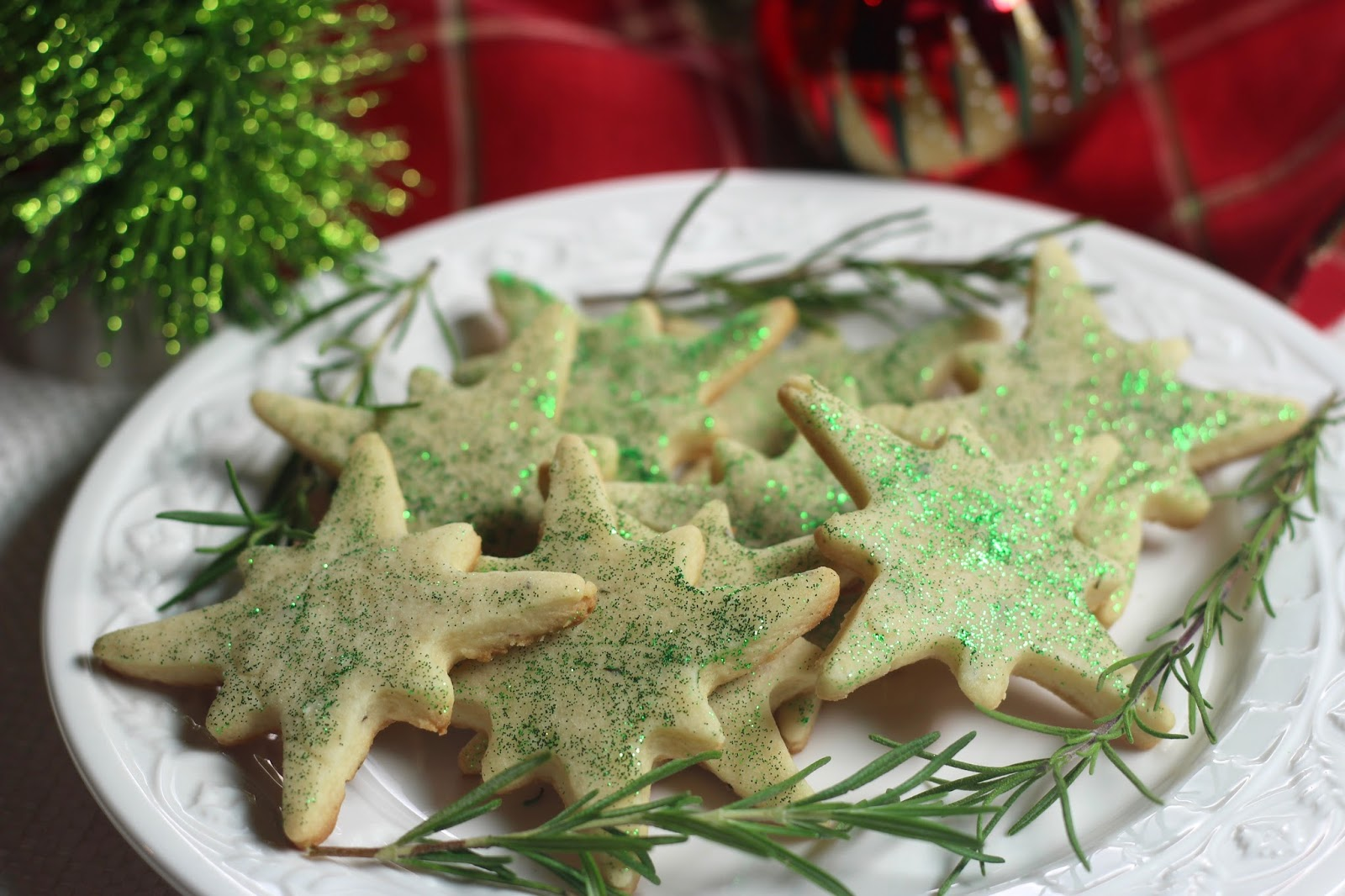 Rosemary Marzipan Rollout Christmas Cookies Diary Of A Mad Hausfrau