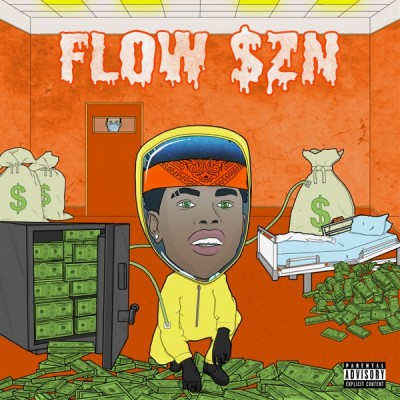 YSN Flow - Flow $ZN (2020) - Album Download, Itunes Cover, Official Cover, Album CD Cover Art, Tracklist, 320KBPS, Zip album
