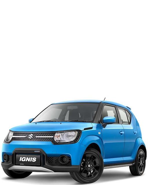 Harga Mobil Suzuki Ignis Di Lampung