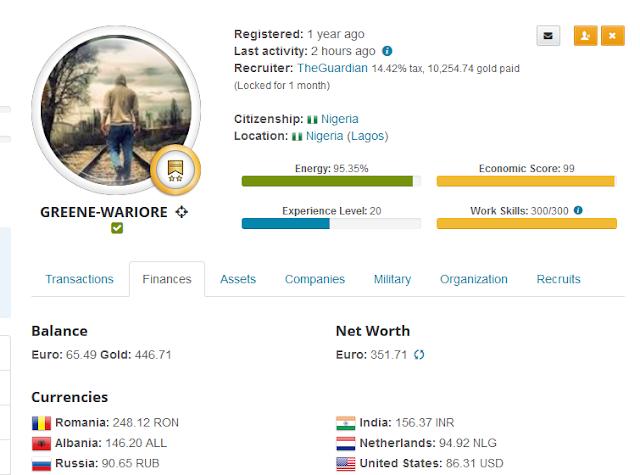 شرح طريقة تفعيل الحساب في لعبة ماي بروفت لاند وأهميته Account Verification in My Profit Land Game