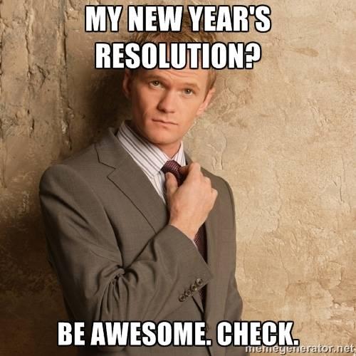 30 Funny New Year Memes Trolls Jokes Images