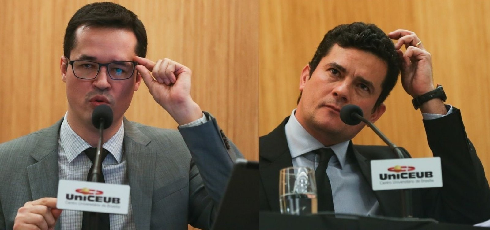 3bb301bc23 As manifestações do último dia 30 tiveram como principal objetivo a defesa  de Sergio Moro. Em Brasília, um enorme boneco de Super-Homem com o seu  rosto foi ...