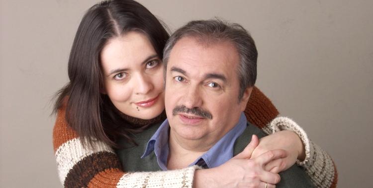 Marina e Sergey Dyachenko