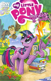 MLP Friendship is Magic #1 Comic