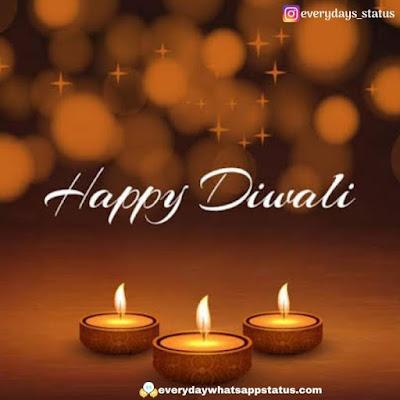 diwali 2019 | Everyday Whatsapp Status | Unique 70+ Happy Diwali Images Wishing Photos