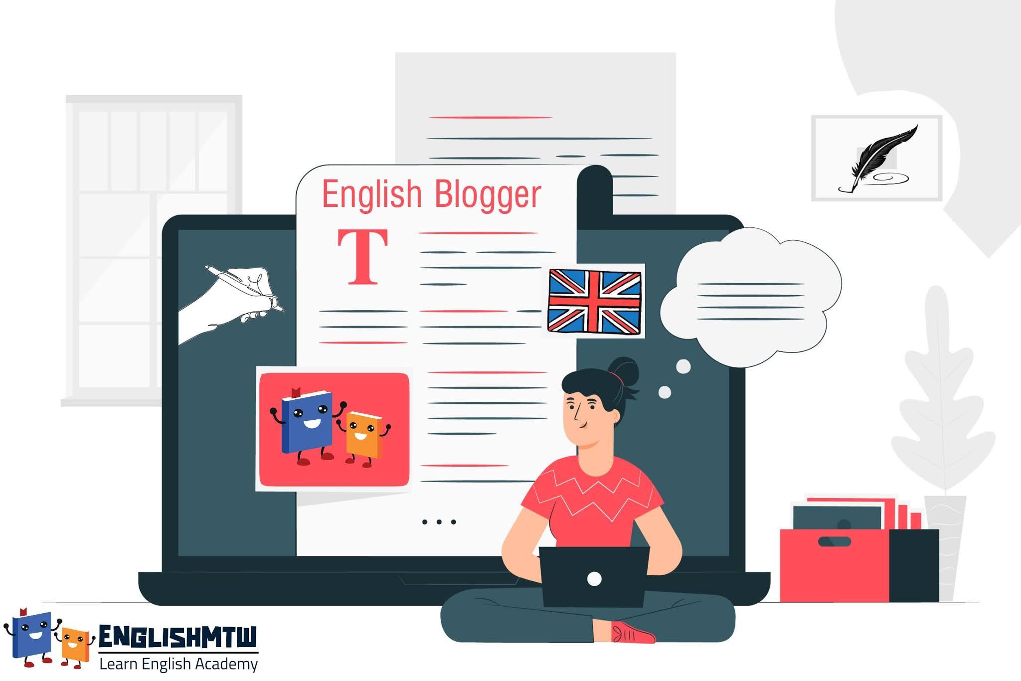 6 طرق تعلم مهارات الكتابة باللغة الإنجليزية عن طريق التدوين