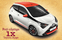 Castiga o masina Toyota Aygo - concurs - lays - carrefour - magazin - castiga.net