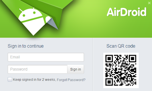 How to turn your smartphone into a spy cam using Airdroid?