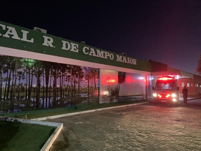 Governo admite que pode faltar oxigênio no hospital de Campo Maior