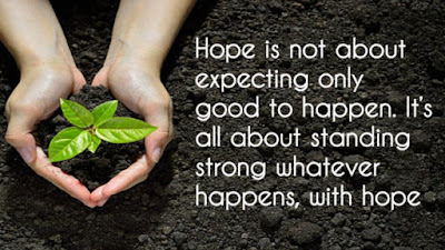 hope and wish