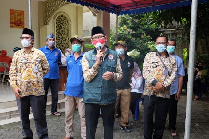 Wakil Walikota Minta  RT RW Jaga Kebersihan Lingkungan