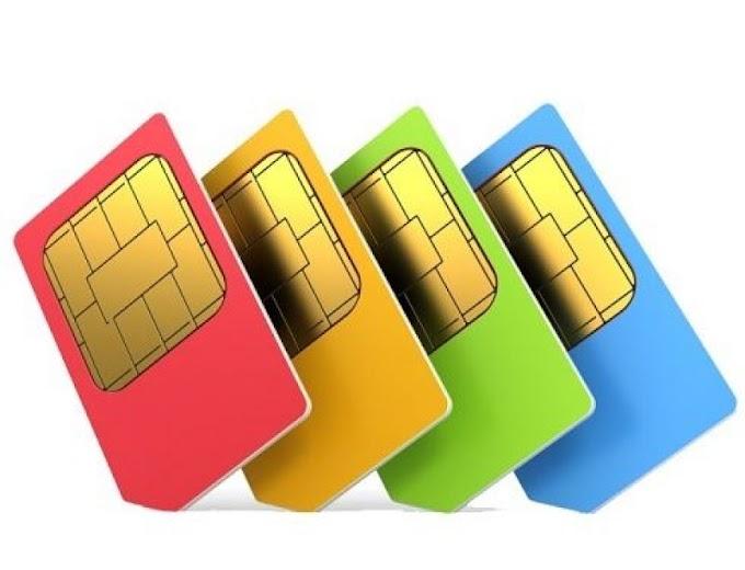 FG lifts ban on sim registration, issuance, April 19