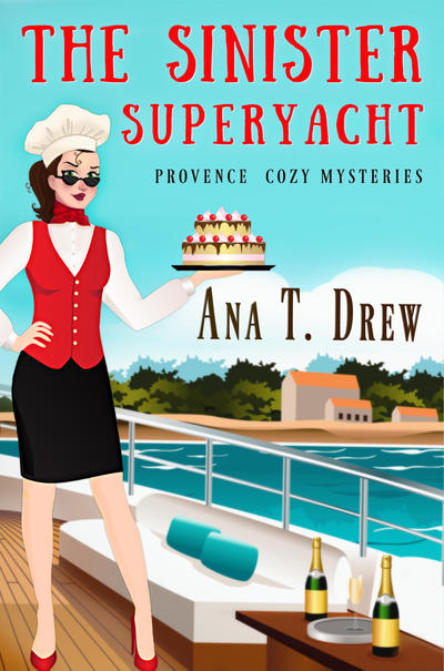 The Sinister Super-Yacht cover