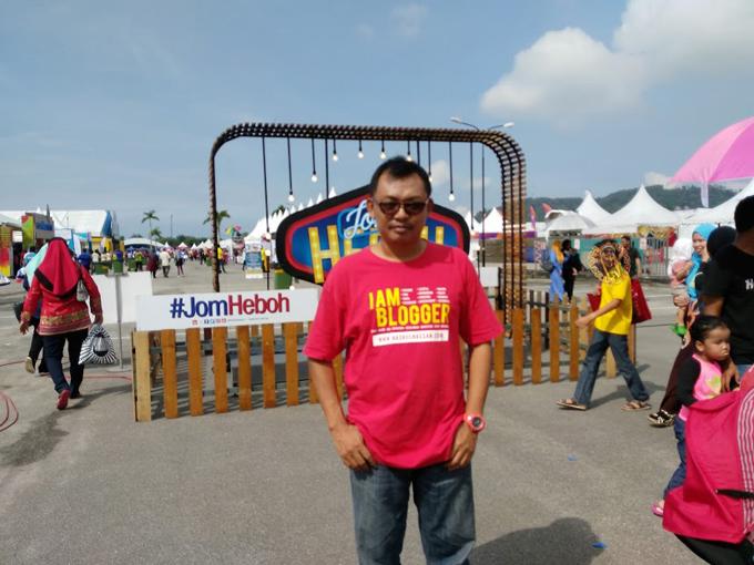 Jom Heboh 2016 di Pulau Pinang