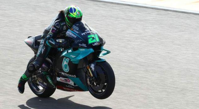Hasil FP3 MotoGP Valencia: Morbidelli Tercepat, Mir P7