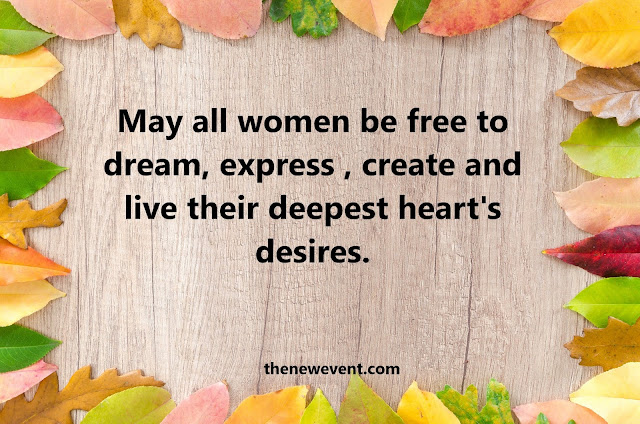 Inspiring Quotes pic in English on woman day