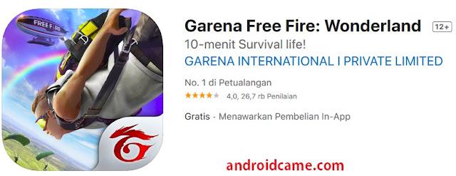 Cara Mendownload Free Fire di Iphone IOS