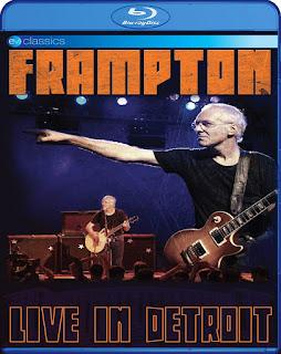 Frampton: Live in Detroit [BD25]