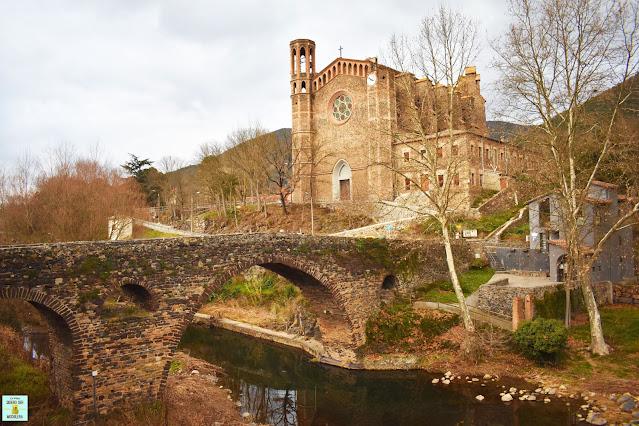 Puente medieval de Sant Joan les Fonts, La Garrotxa
