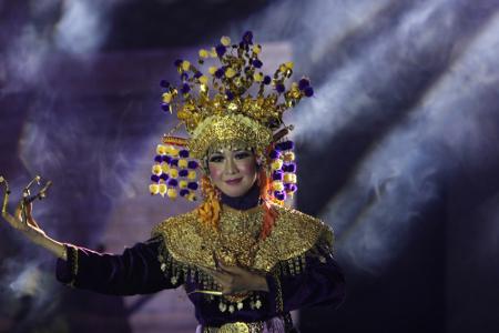 Tari Seluang Mudik, Tarian Tradisional Dari Sumatera Selatan