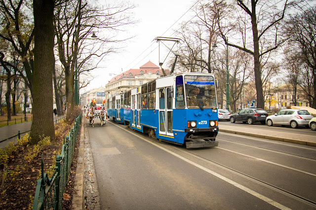 Planty-Cracovia