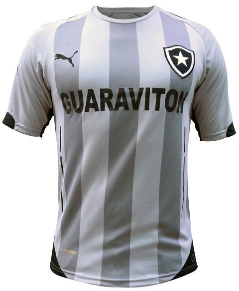 f280207abb58c5 Compre camisas do Botafogo e de outros clubes e seleções de futebol, além  de vários outros artigos esportivos na Fut Fanatics
