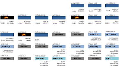 Partido que emite Mediaset Tele5 Cuatro de la Eurocopa 2016