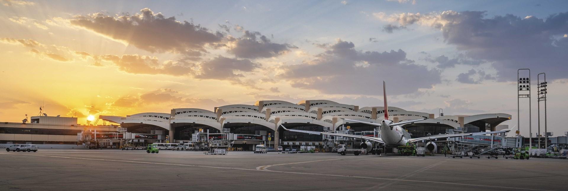 وظائف حراس أمن شركة مطارات الرياض 1442