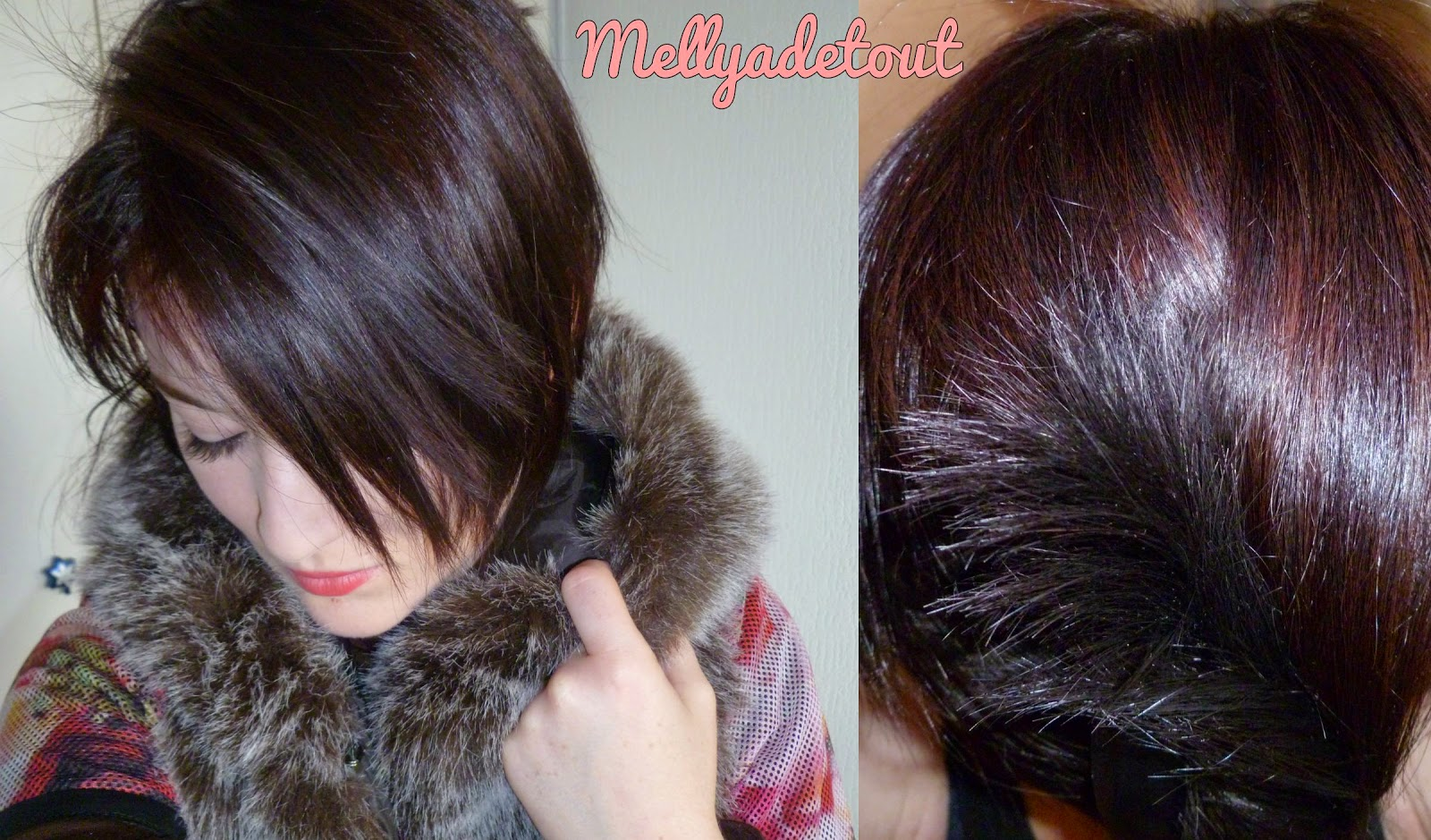 Coloration cheveux henne marron coiffures populaires - Teinture marron clair ...