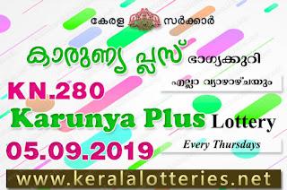 "KeralaLotteries.net, ""kerala lottery result 05 09 2019 karunya plus kn 280"", karunya plus today result : 05-09-2019 karunya plus lottery kn-280, kerala lottery result 05-09-2019, karunya plus lottery results, kerala lottery result today karunya plus, karunya plus lottery result, kerala lottery result karunya plus today, kerala lottery karunya plus today result, karunya plus kerala lottery result, karunya plus lottery kn.280 results 05-09-2019, karunya plus lottery kn 280, live karunya plus lottery kn-280, karunya plus lottery, kerala lottery today result karunya plus, karunya plus lottery (kn-280) 05/09/2019, today karunya plus lottery result, karunya plus lottery today result, karunya plus lottery results today, today kerala lottery result karunya plus, kerala lottery results today karunya plus 05 09 19, karunya plus lottery today, today lottery result karunya plus 05-09-19, karunya plus lottery result today 05.09.2019, kerala lottery result live, kerala lottery bumper result, kerala lottery result yesterday, kerala lottery result today, kerala online lottery results, kerala lottery draw, kerala lottery results, kerala state lottery today, kerala lottare, kerala lottery result, lottery today, kerala lottery today draw result, kerala lottery online purchase, kerala lottery, kl result,  yesterday lottery results, lotteries results, keralalotteries, kerala lottery, keralalotteryresult, kerala lottery result, kerala lottery result live, kerala lottery today, kerala lottery result today, kerala lottery results today, today kerala lottery result, kerala lottery ticket pictures, kerala samsthana bhagyakuri"