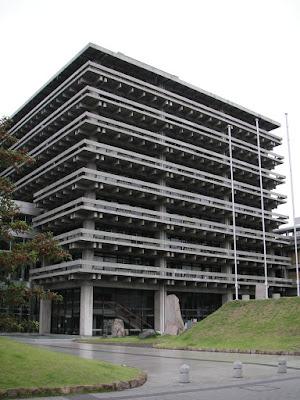 日本の建築を世界レベルに。建築家、世界の丹下健三(Architecture) 香川県庁舎 東館 1958