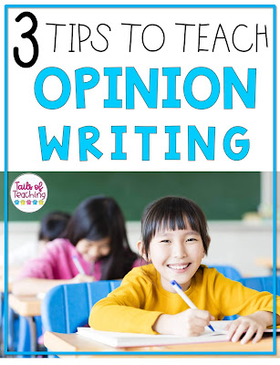 opinion-writing-graphic-organizers