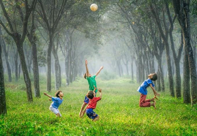 20 keterampilan anak untuk bertahan hidup di luar ruangan
