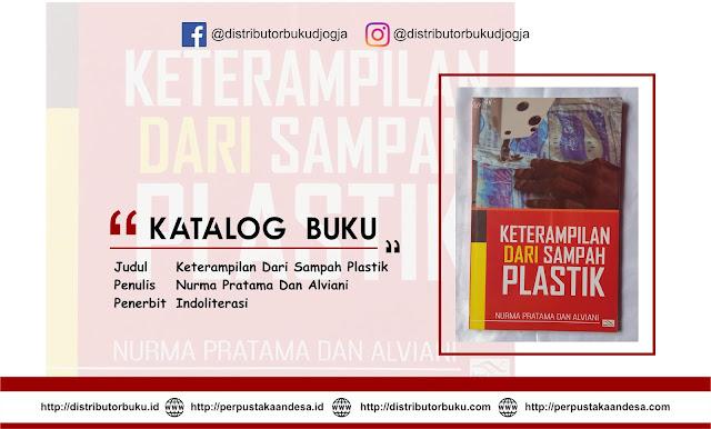 Keterampilan Dari Sampah Plastik