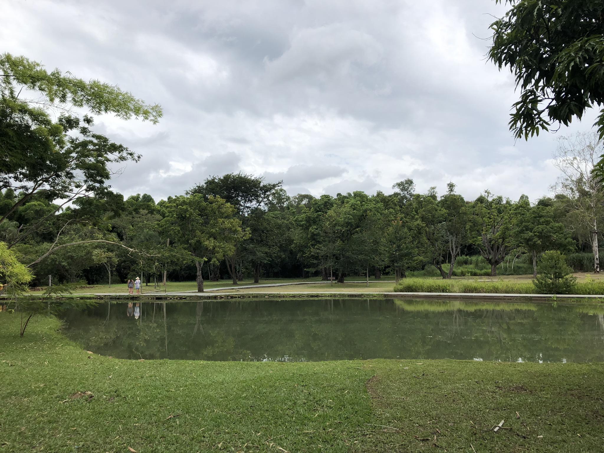 Lagoa Termas Parque - Caldas Novas - GO