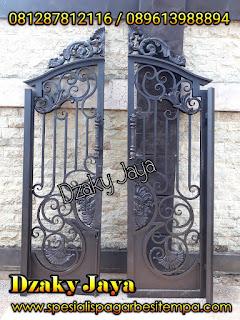 pintu besi tempa, pintu head besi tempa, pintu double besi tempa (7)