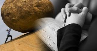 Berdoalah Hingga Sampai Sesuatu Terjadi