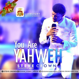 Steve Crown -you are Yahweh