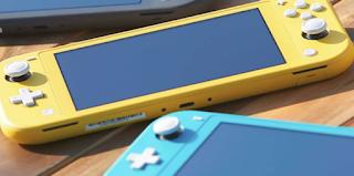 Ulasan Tentang Nintendo Switch Lite