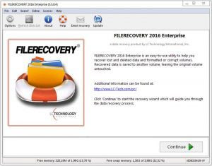 LC Technology Filerecovery 2016 Enterprise 5.5.9.8 Full Version