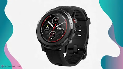 Amazfit Stratos 3 Smartwatch Tips To Launch In India Soon, May Be Available In Flipkart