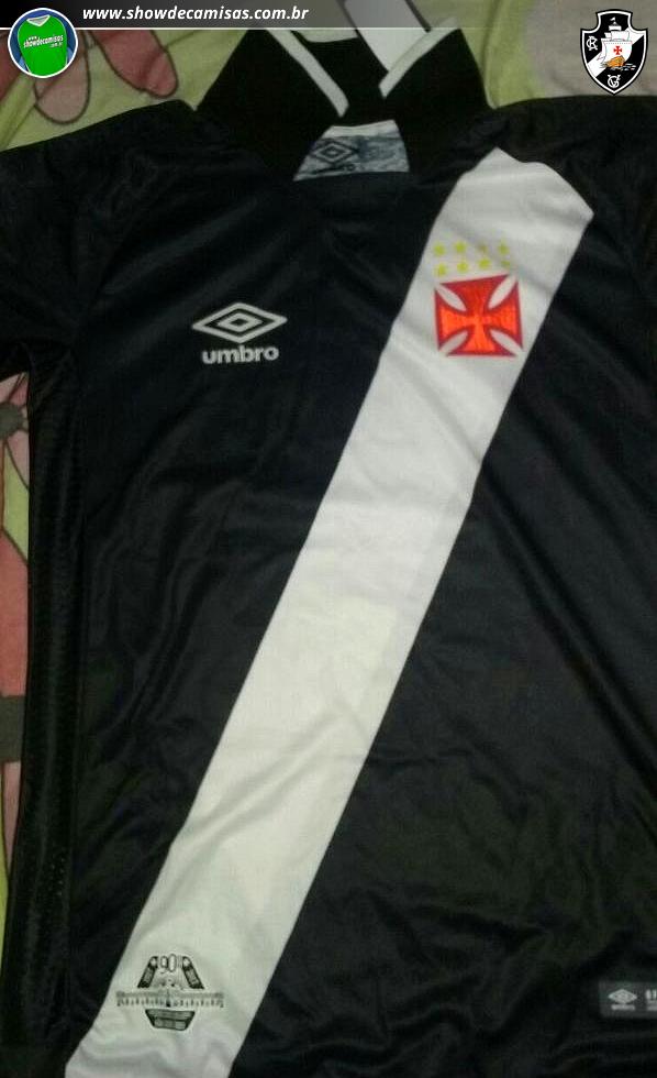 Nova camisa titular do Vasco da Gama tem imagem vazada - Show de Camisas dfec93a088bbf
