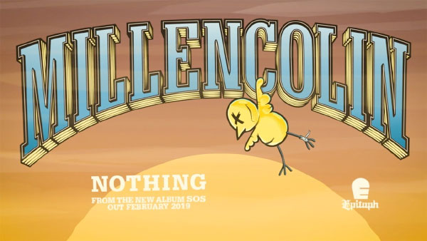 """Millencolin stream new song """"Nothing"""""""