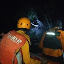 Basarnas Temukan Warga yang Tenggelam di Sungai Campae Luwu saat Buang Air
