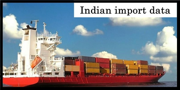 indian Import Data