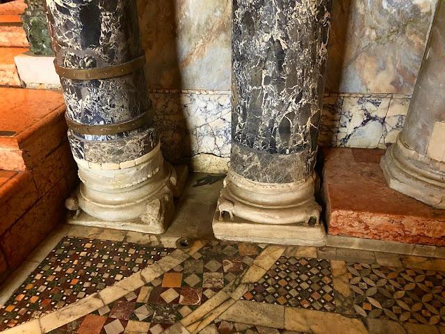 Proč bazilika Svatého Marka zestárla o 20 let?