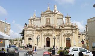 Iglesia de St, Paul, Rabat.