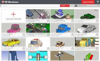 Cara Mengatasi Bug Splat - Salah comot file & polygon besar dari gudang 3D warehouse