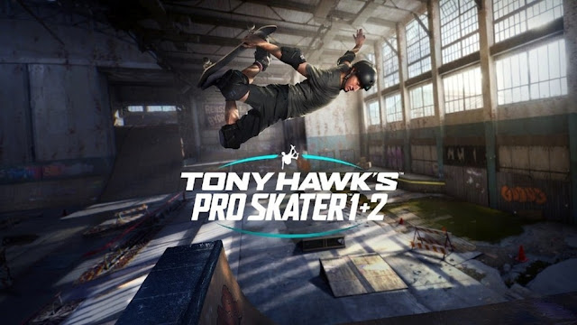 Tony Hawk's Pro Skater 1 and 2